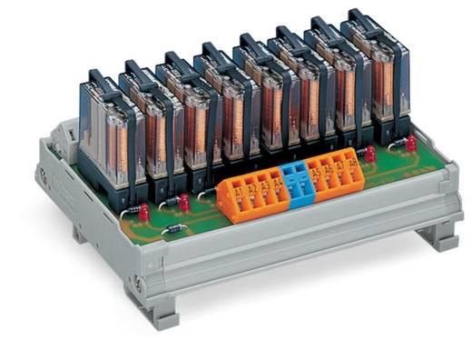 Relaisbouwsteen WAGO 287-834 8 relais elk 1 wisselcontact Ontwerpspanning 250 V
