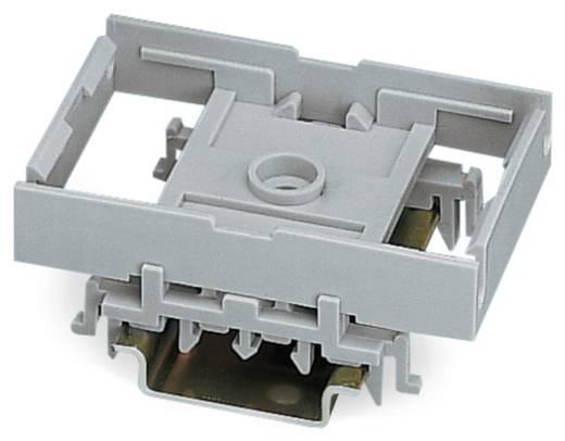 WAGO 288-003 Montagesocket Grijs 5 stuks