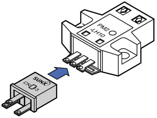 Panasonic CN13 CN13 Stekker met soldeeraansluiting voor PM2 Uitvoering (algemeen) Soldeeraansluiting