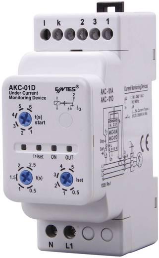 Stroombewakingsrelais AKC ENTES AKC-01D Contactsoort 1 wiss