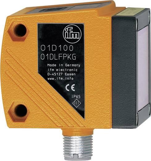 Laser-afstandsensor ifm Electronic O1D100 18 - 30 V/DC Bereik max. (in het vrije veld): 10 m (l x b x h) 45 x 42 x 52 m