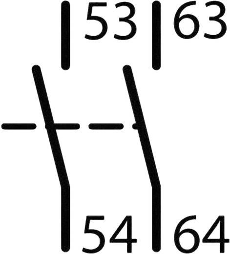 Eaton DILA-XHI20 Hulpschakelblok 1 stuks 4 A