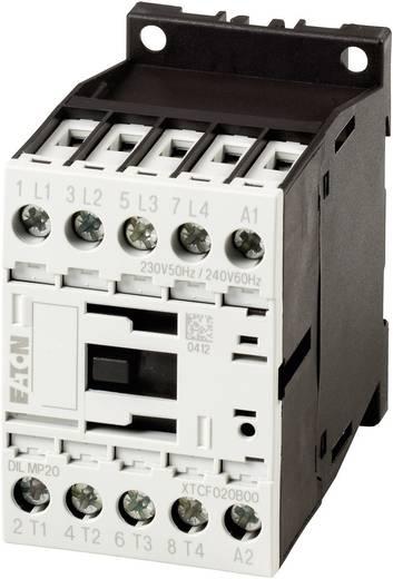 Bescherming 1 stuks DILM9-10(24VDC) Eaton 3x NO 4 kW 24 V/DC 9 A met hulpcontact