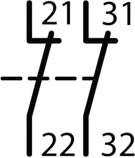 Eaton DILM32-XHI02 Hulpschakelblok 1 stuks 4 A