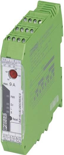3-in-1 hybride motorstarters Phoenix Contact ELR H5-I-SC- 24DC/500 AC-9 Belastingsstroom 9 A Schakelspanning 42 - 550 V/AC