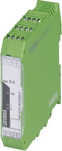 2-in-1 hybride motorstarters Phoenix Contact ELR H5-SC-230AC/ 500AC-9 Belastingsstroom 9 A Schakelspanning 42 - 550 V/AC
