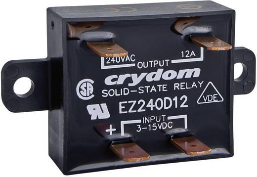 Crydom EZ240D18 Halfgeleiderrelais 1 stuks Laadstroom (max.): 18 A Schakelspanning (max.): 280 V/AC Schakelend bij overbelasting