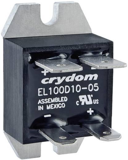 Crydom EL100D5-05 Halfgeleiderrelais 1 stuks Laadstroom (max.): 5 A Schakelspanning (max.): 100 V/DC Schakelend bij over