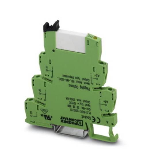 Interfacerelais 10 stuks 24 V/DC, 24 V/AC 6 A 1x wisselaar Phoenix Contact PLC-RSP- 24UC/21
