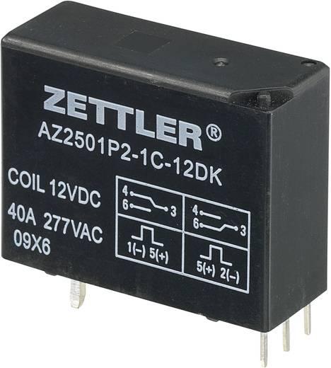 Zettler Electronics AZ2501P2-1C-12DK Printrelais 12 V/DC 50 A 1x wisselaar 1 stuks
