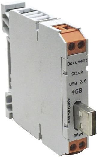 Appoldt USB2.0-8GB-A USB-stick voor DIN-rail 1 stuks IP54