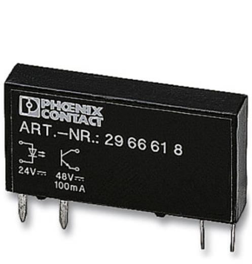 Phoenix Contact OPT-24DC/ 24DC/ 2 Halfgeleiderrelais 10 stuks Laadstroom (max.): 3 A Schakelspanning (max.): 33 V/DC