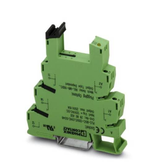 Phoenix Contact PLC-BSC-230UC/21HC/SO46 Relaissocket 10 stuks Phoenix Contact REL-MR-110DC/21HC