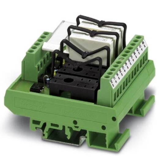Relaisprintplaat Zonder relais 1 stuks Phoenix Contact UMK- 4 RM 24 1x wisselaar 24 V/DC, 24 V/AC