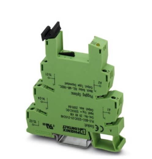 Phoenix Contact PLC-BSC- 12DC/21-21 Relaissocket 10 stuks Phoenix Contact REL-MR-12DC/21-21AU, Phoenix Contact REL-MR-