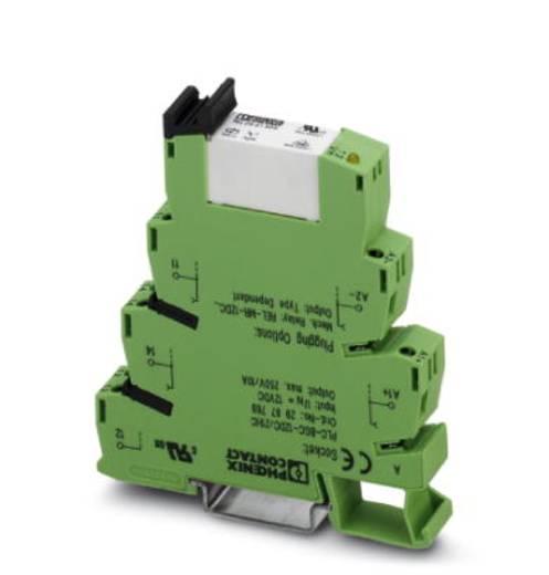 Interfacerelais 10 stuks 110 V/DC, 120 V/AC 10 A 1x wisselaar Phoenix Contact PLC-RSC-120UC/21HC