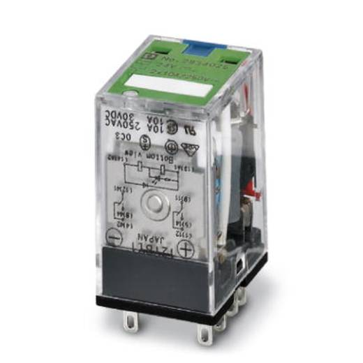 Phoenix Contact REL-IR/LDP-110DC/2X21 Steekrelais 110 V/DC 10 A 2x wisselaar 10 stuks