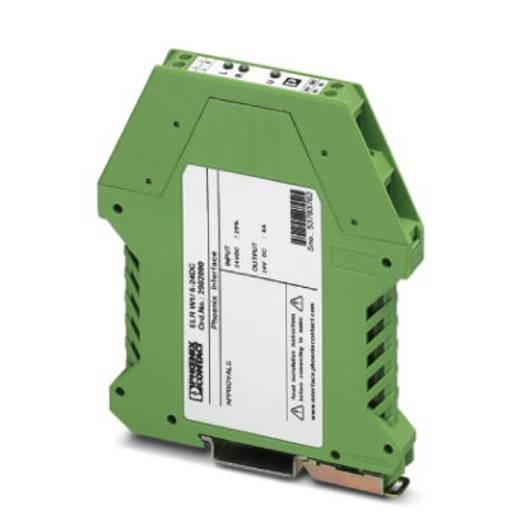 ELR W1 / 2-24DC Phoenix Contact Keerschakelaar 1 stuks Belastingsstroom: 2 A Schakelspanning (max.): 30 V/DC