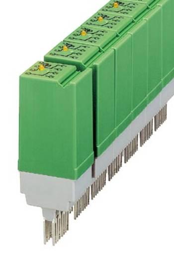 Phoenix Contact Steekrelais 24 V/DC, 24 V/AC 3 A 2x wisselaar 10 stuks