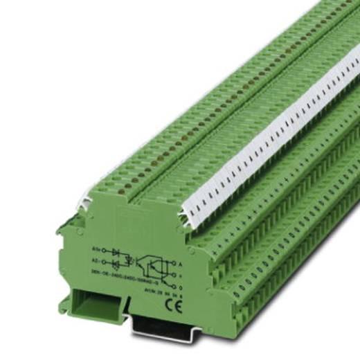 Phoenix Contact DEK-OE- 24DC/ 5DC/ 100kHz-G Halfgeleiderrelais 10 stuks Laadstroom (max.): 50 mA Schakelspanning (max.):