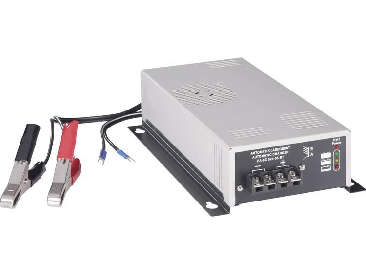EA Elektro-Automatik Acculader Serie EA-PS-500 35 320 137 EA-BC-524-06-RT Loodacculader voor Loodgel