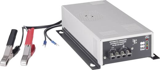 EA Elektro-Automatik EA-BC-524-06-RT Loodaccu-lader 24 V Loodgel, Loodzuur, Loodvlies