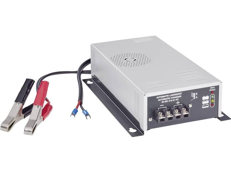 EA Elektro-Automatik Acculader Serie EA-PS-500 35 320 144 EA-BC-512-22-RT Loodacculader voor Loodgel