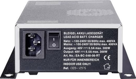 EA Elektro-Automatik BC-548-06-RT Loodaccu-lader 48 V Loodgel, Loodzuur, Loodvlies