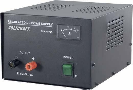 VOLTCRAFT FSP-11330 Labvoeding, vaste spanning 13.8 V/DC 30 A 415 W Aantal uitgangen 1 x