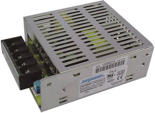 SunPower SPS S060-24 Stekkernetvoeding, instelbaar 24 V/DC 2.5 A 60 W