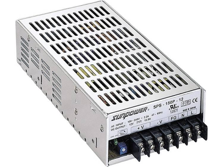 AC DC inbouwnetvoeding SunPower Technologies SPS 230P 48 48 V DC 4.8 A 230 W