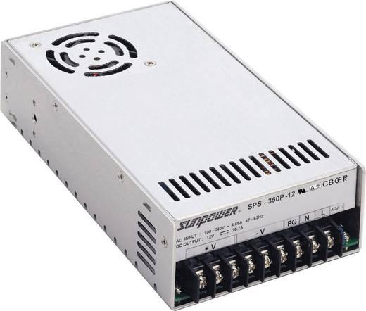 SunPower SPS 350P-15 AC/DC inbouwnetvoeding 15 V/DC 21.4 A 320 W