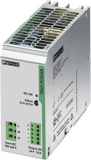 Phoenix Contact TRIO-PS/1AC/24DC/10 Din-rail netvoeding 24 V/DC 10 A 240 W 1 x