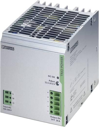 Phoenix Contact TRIO-PS/1AC/24DC/20 Din-rail netvoeding 24 V/DC 20 A 480 W 1 x