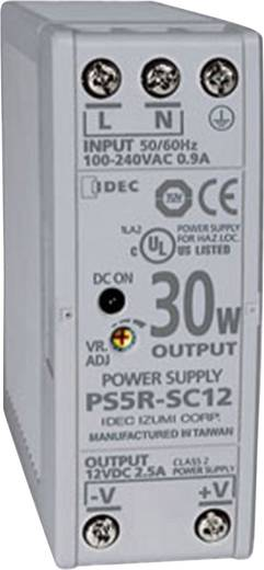 Idec PS5R-SC24 Din-rail netvoeding 24 V/DC 1.3 A 31.2 W 1 x