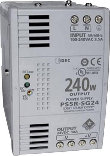 Idec PS5R-SG24 Din-rail netvoeding 24 V/DC 10 A 240 W 1 x
