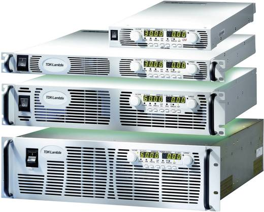 "TDK-Lambda GENH-30-25/LN 19"" labvoeding, regelbaar 0 - 30 V/DC 0 - 25 A 750 W 1 x RS232, RS485 Programmeerbaar"