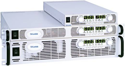 "TDK-Lambda GEN-60-40-1P230 19"" labvoeding, regelbaar 0 - 60 V/DC 0 - 40 A 2400 W 1 x RS232, RS485 Programmeerbaar"