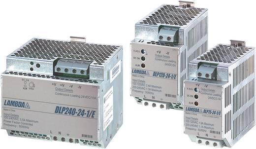 TDK-Lambda DLP-120-24-1/E Din-rail netvoeding 24 V/DC 5 A 120 W 1 x