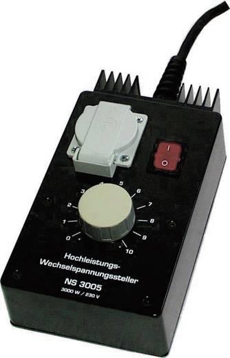 FG Elektronik NS 3005 wisselspanningsregelaar toerentalregelaar3000 W dimmer