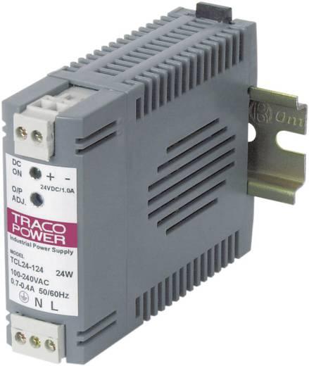 TracoPower TCL 024-105 Din-rail netvoeding 5 V/DC 4 A 24 W 1 x