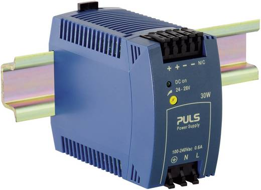 PULS MiniLine ML30.100 Din-rail netvoeding 24 V/DC 1.3 A 30 W 1 x