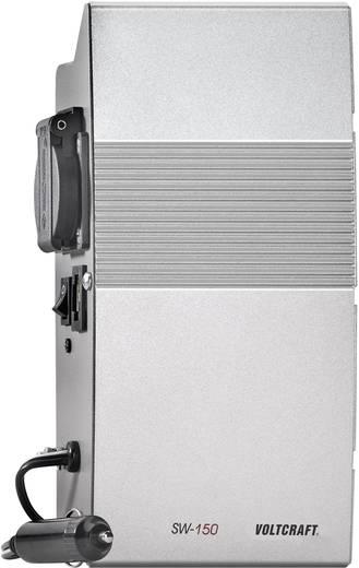 VOLTCRAFT SW-150 24V Omvormer 150 W 24 V/DC 24 V/DC Zonder ventilatie Sigarettenaanstekerstekker Randaarde contactdoos