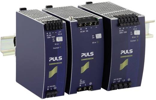 PULS DIMENSION CS10.244 Din-rail netvoeding 24 V/DC 10 A 240 W 1 x