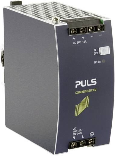 PULS DIMENSION CS10.241 Din-rail netvoeding 24 V/DC 10 A 240 W 1 x