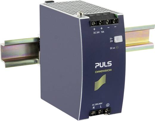 PULS DIMENSION CS10.244 Din-rail netvoeding 24 V/DC 10 A 240 W 1 x