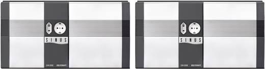 VOLTCRAFT SW-4000 24V Omvormer 4000 W 24 V/DC 24 V= Afstandbedienbaar Schroefklemmen 1x Euro-contactdoos, Geaarde stekke