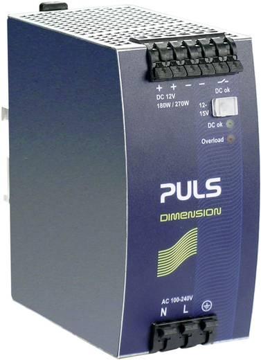 PULS DIMENSION QS10.121 Din-rail netvoeding 12 V/DC 15 A 180 W 1 x