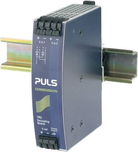 PULS YR2.DIODE Din-rail redundantie module 20 A Aantal uitgangen: 1 x
