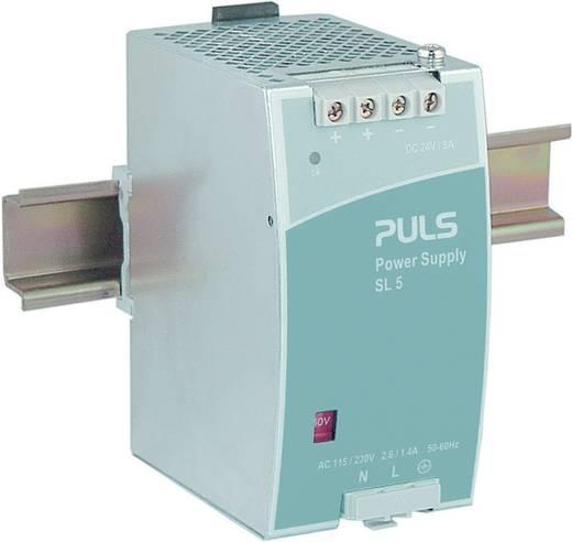 PULS SilverLine SL5.100 Din-rail netvoeding 24 V/DC 5 A 120 W 1 x